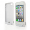 Чехол аккумулятор для iPhone 5/5S/5C SE 4200 Mah (White)
